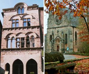 Maison des Consuls et chapelle Notre-Dame-du-Pont
