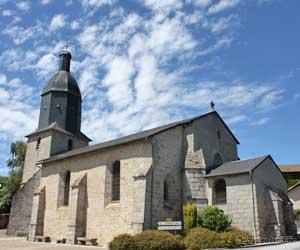Eglise de Saint-Sylvestre