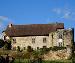 Le château de Vicq-sur-Breuilh