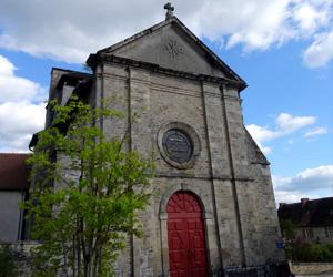 L'église de Vicq-sur-Breuilh