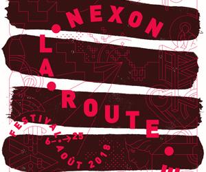 Route du cirque de Nexon 2018