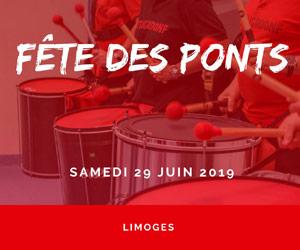 Fête des ponts 2019 à Limoges