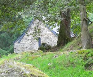 Chapelle au village de Clédat