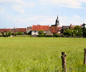 Le village de Fressenlines