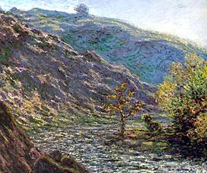 La Petite Creuse de Monet