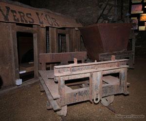 Musée de l'or au Chalard