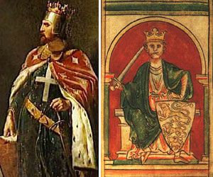Richard Cœur de Lion, roi d'Angleterre